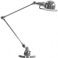 LAMPE DE BUREAU SIGNAL SI333 DE JIELDÉ, CHROME