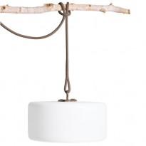 LAMPE THIERRY LE SWINGER, Taupe de FATBOY