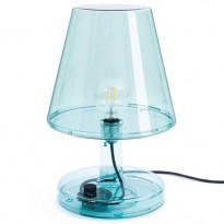 LAMPE TRANS-PARENTS, Bleu de FATBOY