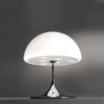 Lampe à poser MICO de Martinelli Luce, Blanc