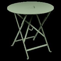 TABLE RONDE PLIANTE LORETTE, Cactus, D. 77 de FERMOB