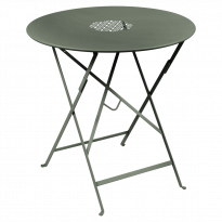 TABLE RONDE PLIANTE LORETTE, Romarin, D. 77 de FERMOB