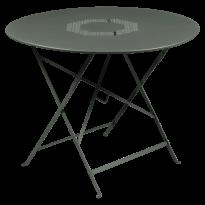 TABLE RONDE PLIANTE LORETTE, Romarin, D. 96 de FERMOB