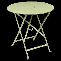 TABLE RONDE PLIANTE LORETTE, Tilleul, D. 77 de FERMOB