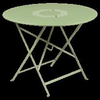 TABLE RONDE PLIANTE LORETTE, Tilleul, D. 96 de FERMOB