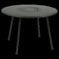 TABLE RONDE LORETTE Ø.110 cm, Romarin de FERMOB