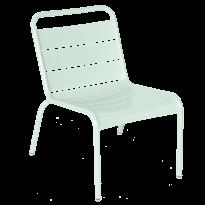 Chaise lounge LUXEMBOURG de Fermob, Menthe glaciale