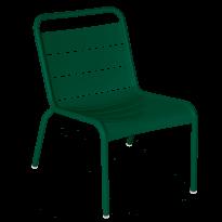 Chaise lounge LUXEMBOURG de Fermob, Vert cèdre