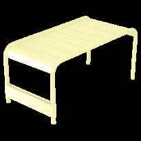 GRANDE TABLE BASSE LUXEMBOURG, Citron givré de FERMOB