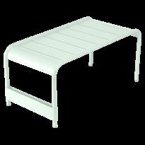 GRANDE TABLE BASSE LUXEMBOURG, Menthe glaciale de FERMOB