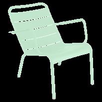 Lounger LUXEMBOURG de Fermob, Vert opaline
