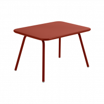 TABLE LUXEMBOURG KID, Ocre rouge de FERMOB