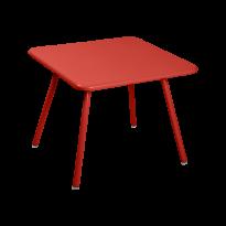 TABLE 57 x 57 LUXEMBOURG KID, Capucine de FERMOB