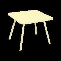 TABLE 57 x 57 LUXEMBOURG KID, Citron givré de FERMOB