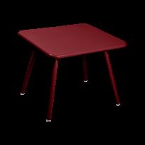 TABLE 57 x 57 LUXEMBOURG KID, Piment de FERMOB