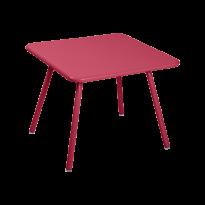 TABLE 57 x 57 LUXEMBOURG KID, Rose praline de FERMOB