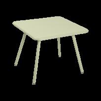 TABLE 57 x 57 LUXEMBOURG KID, Tilleul de FERMOB