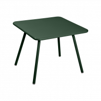 TABLE 57 x 57 LUXEMBOURG KID, Vert cèdre de FERMOB