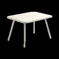 TABLE LUXEMBOURG KID, Gris argile de FERMOB