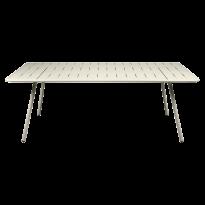 TABLE LUXEMBOURG 207x100 cm, Gris argile de FERMOB