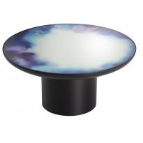 TABLE FRANCIS, Large, Noir de PETITE FRITURE