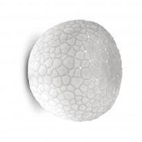 Applique / Plafonnier METEORITE de Artemide, 2 tailles