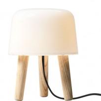 LAMPE A POSER MILK, Câble noir de &TRADITION