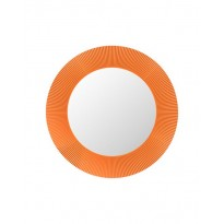 MIROIR ALL SAINTS AVEC ÉCLAIRAGE, Orange mandarine de KARTELL