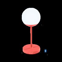Lampe MOOON! de Fermob, H.63 cm, Capucine