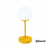 Lampe MOOON! de Fermob, H.63 cm, Miel