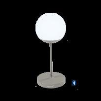 Lampe MOOON! de Fermob, H.63 cm, Muscade