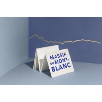 SKYLINE MONT BLANC 50CM, Doré de THELINE