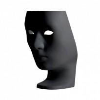 FAUTEUIL PIVOTANT NEMO, Noir de DRIADE