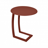 TABLE BASSE DÉPORTÉE ALIZÉ, Ocre de FERMOB