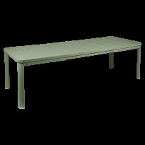 Table 2 allonges OLERON 155/255X100 de Fermob, 9 coloris