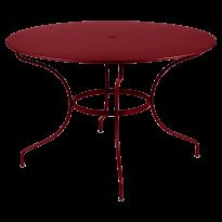 TABLE RONDE OPÉRA D.117 CM, Piment de FERMOB