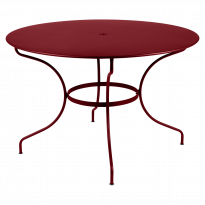 TABLE RONDE OPÉRA +, D. 117, Piment de FERMOB