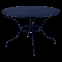 TABLE RONDE OPÉRA +, D. 117, Bleu acapulco de FERMOB