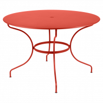 TABLE RONDE OPÉRA +, D. 117, Capucine de FERMOB