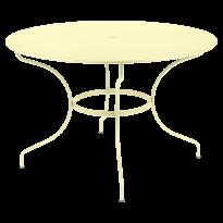 TABLE RONDE OPÉRA +, D. 117, Citron givré de FERMOB