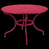TABLE RONDE OPÉRA +, D. 117, Rose praline de FERMOB