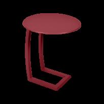 TABLE BASSE DÉPORTÉE ALIZÉ, Piment de FERMOB