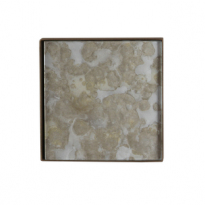 PLATEAU FOSSIL ORGANIC, 3 tailles d
