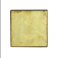 PLATEAU GOLD LEAF, 3 tailles d