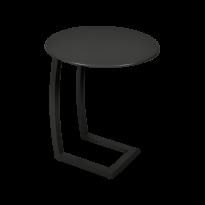 TABLE BASSE DÉPORTÉE ALIZÉ, Réglisse de FERMOB