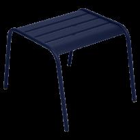 TABLE BASSE REPOSE PIED MONCEAU BLEU ABYSSE de FERMOB