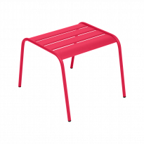 TABLE BASSE REPOSE PIED MONCEAU ROSE PRALINE de FERMOB