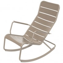 ROCKING CHAIR LUXEMBOURG, Muscade de FERMOB