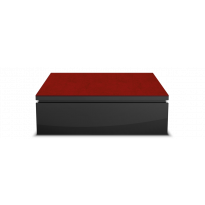 BOÏTE PIGALLE, Large, Rouge de RED EDITION