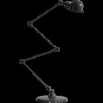 LAMPADAIRE SIGNAL SI433 DE JIELDÉ, NOIR MARTELÉ
